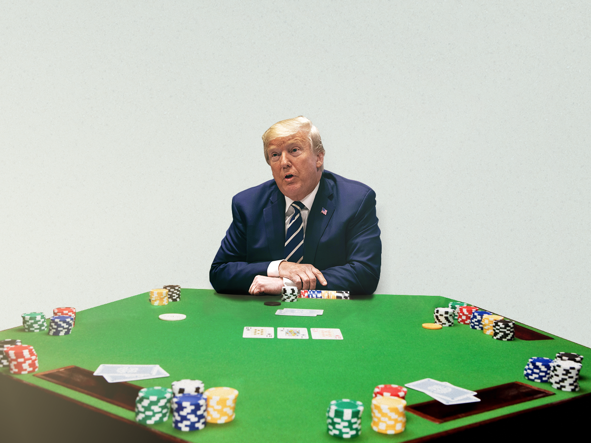 Casino for Business: the foundations Are Made to Be Broken